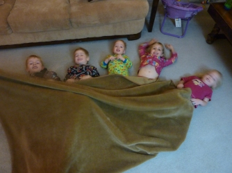 Five kids who do really love each other.